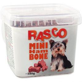 RASCO Pochoutka Rasco mini kost šunková 2cm 580g