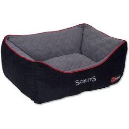 SCRUFFS thermal box bed černý