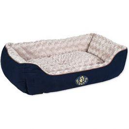 SCRUFFS Wilton box bed L 75×60cm modrý