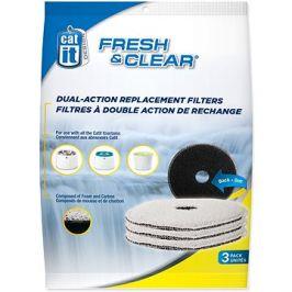 HAGEN Náplň uhlí + molitan pro Fresh & Clean