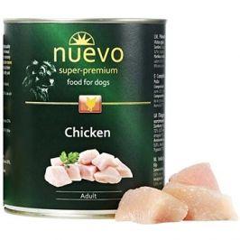 Nuevo pes adult kuřecí konzerva 800g