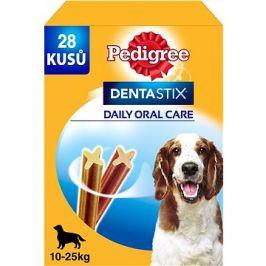 Pedigree Dentastix Daily Oral Care dentální pamlsky pro psy středních plemen 28 ks 720 g