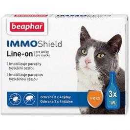 BEAPHAR Line-on IMMO Shield kočka