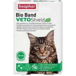 BEAPHAR Obojek repelentní Bio Band pro kočky 35cm