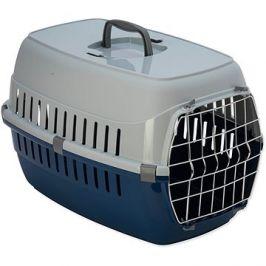 DOG FANTASY přepravka Carrier 48,5×32,3×30,1 cm modrá