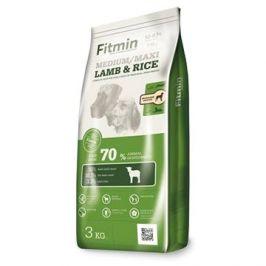 Fitmin dog medium maxi lamb&rice - 3kg