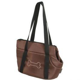 Olala Pets taška pro psa 30 cm hnědá