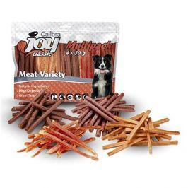 Calibra Joy Dog Multipack Meat Variety Mix 4 × 70 g
