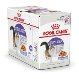 Royal Canin Sterilised Jelly 12 × 85 g
