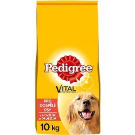 Pedigree Vital Protection granule hovězí a drůbeží pro dospělé psy 10 kg