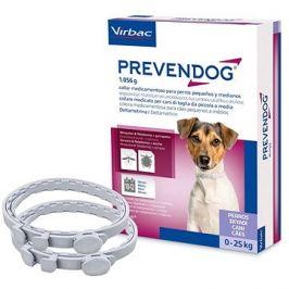 Prevendog 1,056g medikovaný obojek pro psy 5-25kg 2ks
