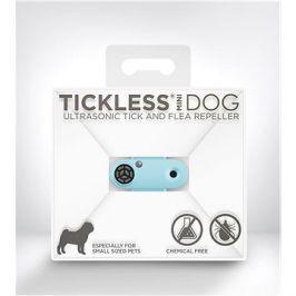 Tickless Mini Dog modrý