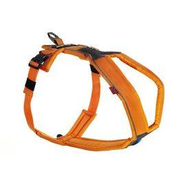 Non-stop dogwear postroj Line 1, oranžová