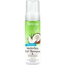 Tropiclean bezoplachový šampon pro kočky 220  ml