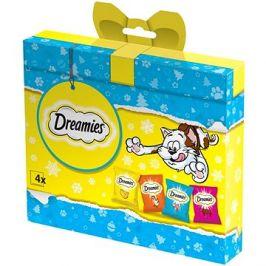 Dreamies dárkový balíček s pamlsky pro kočky 120g