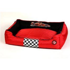 Kiwi Walker Racing Formula pelech z ortopedické pěny, velikost L, červený