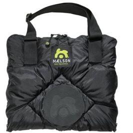 Maelson Cestovní deka - černo-béžová - 80 × 45 cm
