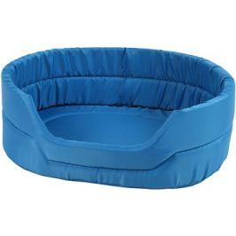 Olala Pets Agga LOW č.5, pelíšek pro mazlíčky 66 × 55 × 17 cm, modrá