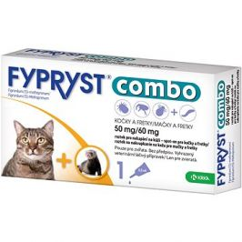 Fypryst Combo spot on kočka 1 × 0,5 ml