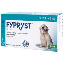 Fypryst spot on pes 20-40 kg L 1 × 2,68 ml