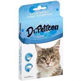 DR.Peticon obojek proti klíšťatům a blechám pro kočky