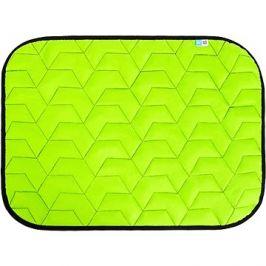 AiryVest oboustranná zelená/černá  S 55 × 40 cm