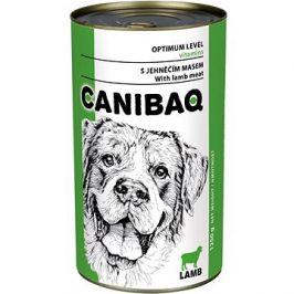 Canibaq Classic Jehněčí 1250 g