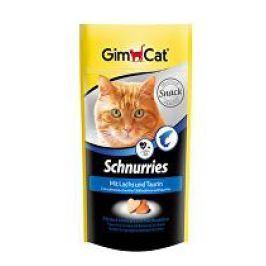 GIMPET Schnurries taurin+losos 40g