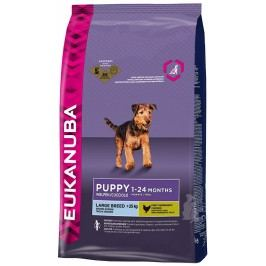 Eukanuba Dog Puppy&Junior Large 3kg