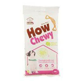 Pochoutka dentální How Chewy Bone Slice 70g + Množstevní sleva