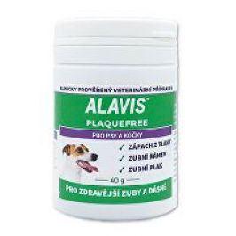Alavis Plaque Free pro psy a kočky 40g + Množstevní sleva