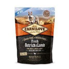 Carnilove Dog Fresh Ostrich&Lamb for Small Breed 1.5kg