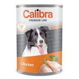 Calibra Dog  konz.Premium Adult kuře 800g 5+1 zdarma (do vyprodání)