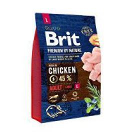Brit Premium Dog by Nature Adult L 3kg