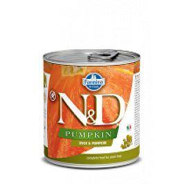N&D DOG PUMPKIN Adult Duck & Pumpkin 285g 1+1 zdarma ( do vyprodání)