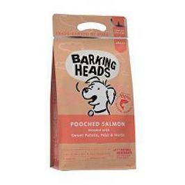 BARKING HEADS Pooched Salmon 2kg + 2x kapsička zdarma (do vyprodání)