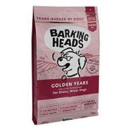 BARKING HEADS Golden Years NEW 12kg + batůžek (do vyprodání)
