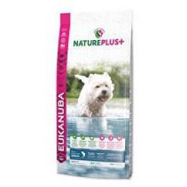 Eukanuba Dog Nature Plus+ Adult Small froz Salm 2,3kg
