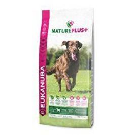 Eukanuba Dog Nature Plus+ Adult Large froz Lamb 10kg