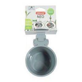 Miska plastová hlodavec NEO 500ml šedá Zolux