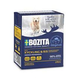Bozita DOG Naturals BIG Chicken & Rice/ kuře & řýže 37