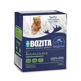 Bozita DOG Naturals BIG Elk / Los 370g
