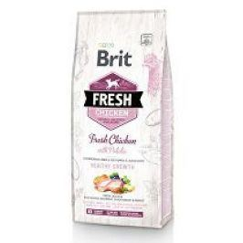 Brit Dog Fresh Chicken&Potato Puppy HealthyGrowth2,5kg