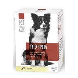 FYTO pipeta pro psy 10-20kg 3x10ml PHC