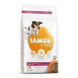 Iams Dog Senior Small&Medium Chicken 3kg