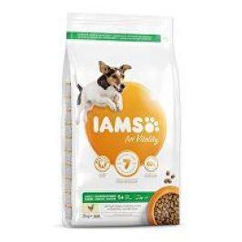 Iams Dog Adult Small&Medium Chicken 3kg