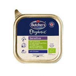 Butcher's Dog Organic Sensitive s kuřecím vanička 150g