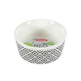 Miska keramická NEO hlodavec 150ml bílá Zolux