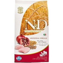 N&D LG DOG Adult M/L Chicken & Pomegranate 12kg