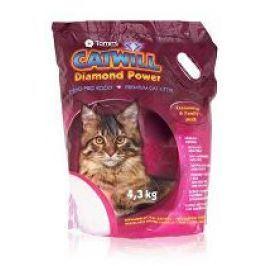 Podestýlka Catwill Economical pack 4,3kg